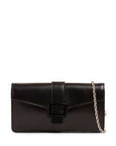 Viv Leather Clutch