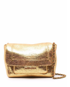 Leather Strap Ginny - Luggage