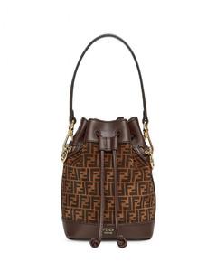 Mon Tresor Mini Leather Satchel Bag