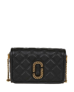 The Status Flap leather cross body bag