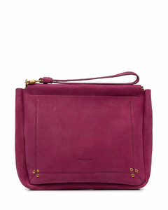 Small Suede Varenne Bowling Bag