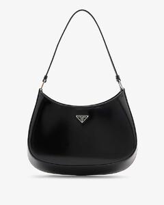 Hobo small leather shoulder bag
