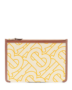 Phyllis TB-tape canvas pouch