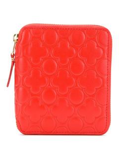 Printed leather baby Lou crossbody bag