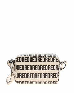 REDValentino Allover Logo Crossbody Bag