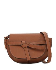 Gate Dual Mini Leather Bag