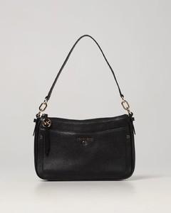 Small Ella leather hobo bag