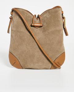 Mercer leather smartphone cross body bag