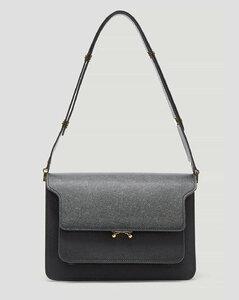 Medium Trunk Bag in Black