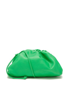 The Pouch small leather clutch bag