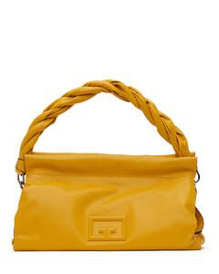 黄色大号ID93手提包