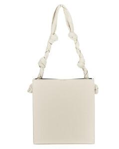 Serfaus Amelita Shoulder bag in Cream/Red