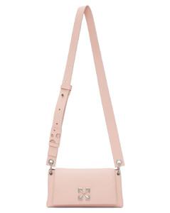 粉色Arrow 19单肩包