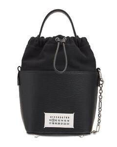 5ac Bucket Grained Leather Bucket Bag