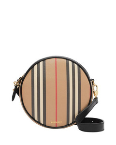 Roseberry round crossbody bag