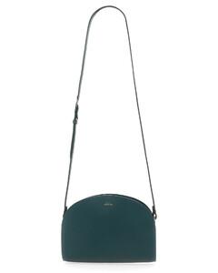 Women's Essential Pouch Large Deep Shine Croc - Black