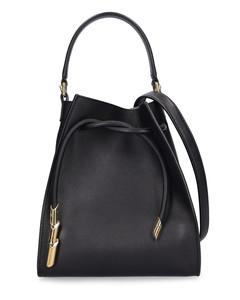 Leopard printed clutch