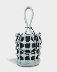 Roxy Cage Mini Bucket Bag BAGS > Tote bags Woman