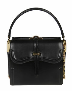 City Calf Shoulder Bag