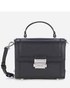 MICHAEL MICHAEL KORS Women's Jayne Small Trunk Bag - Black