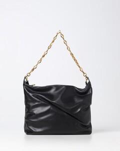 黄色The Crisscross Intrecciato手拿包