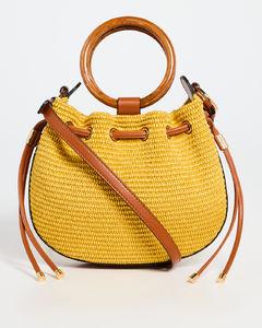 Umika蛇纹皮革卡包