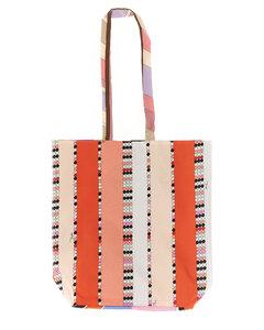 Inside Out羊绒和皮革小袋