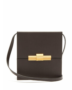 Daisey leather cross-body bag