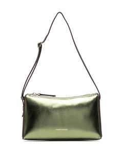 Shoulderbag KILLA PM Nylon logo white