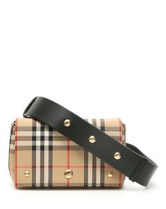 Small Vintage Check Crossbody Bag