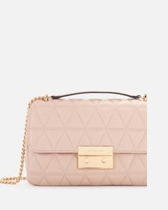 MICHAEL MICHAEL KORS Women's Sloan Large Chain Shoulder Bag - Soft Pink
