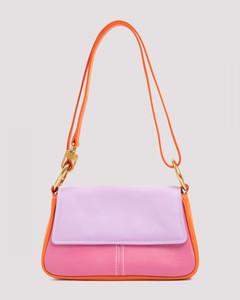 Leather Tia Shoulder Bag