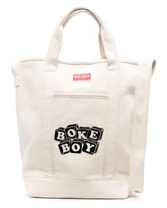 MK Charm leather medium cross body bag