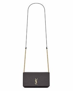 The Fringe Pouch in Black