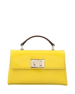 Patent Leather Zip Tie Charm