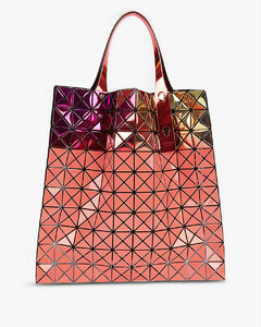 Mermaid vinyl tote bag