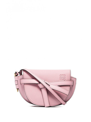 Gate Mini Leather Shoulder Bag