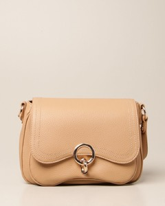 bag in textured synthetic leather