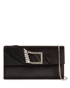Wings Silk Envelope Clutch