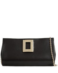 Sweet Vivier Soft Leather Pouch