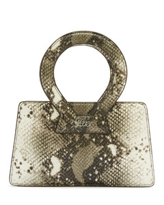Leather Becky Chain Wallet