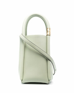 Lotus 20 leather tote bag