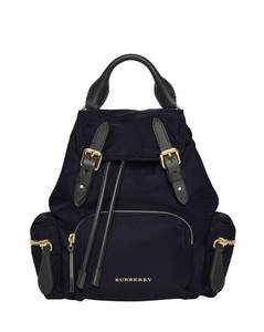 The small crossbody rucksack in nylon