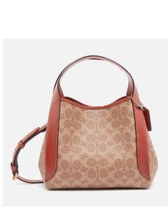 Women's Signature Hadley Hobo Bag 21 - Tan Rust