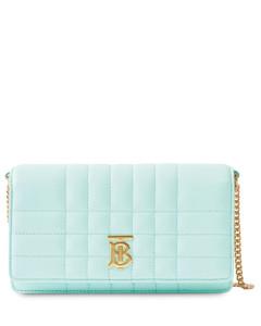 Sidonie mini saffiano-leather cross-body bag