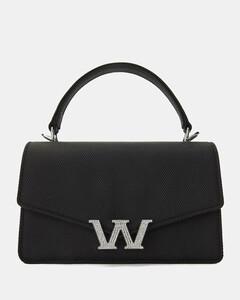 Women's W Legacy Mini Satchel - Black