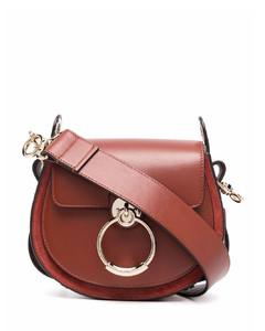 Tess small leather crossbody bag