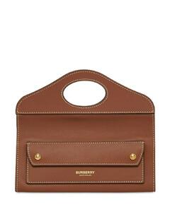 Mini Pocket Leather Bag