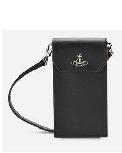 Women's Debbie Phone Bag - Black