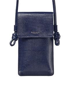 Karl motif cardholder